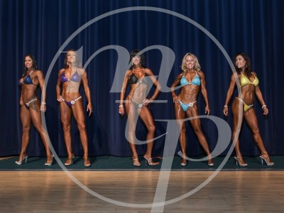 06 – Women's Over 40 Bikini (Pre-Judging)