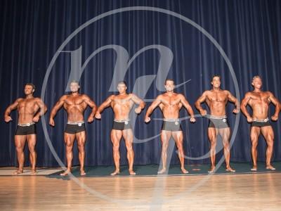 16 – Men's Classic Physique (Pre-Judging)