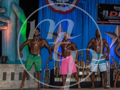 Men's Novice Physique