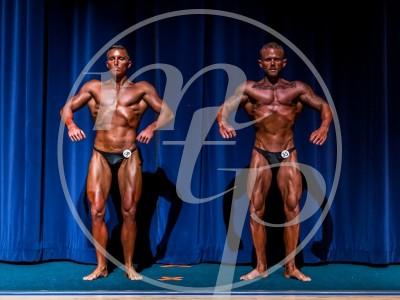 18 – Men's Bodybuilding Open (pre-judging)