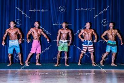 06 – Men's Over 40 Physique