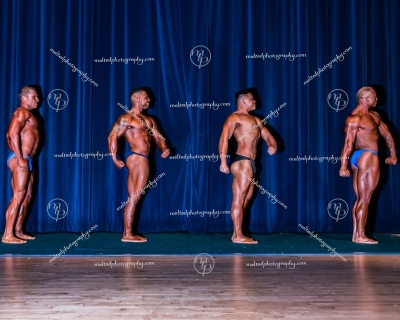 11 – Men's Novice Bodybuilding