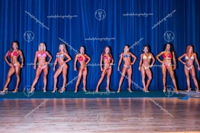 15 – Women's Bikini Open