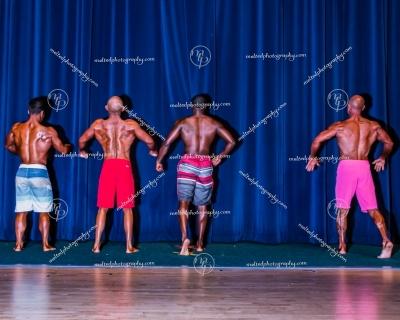 16 – Men's Open Physique