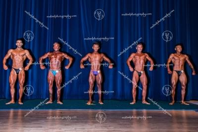 19 – Men's Open Bodybuilding