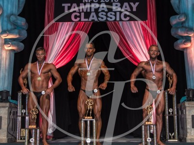 Men's Novice Bodybuilding