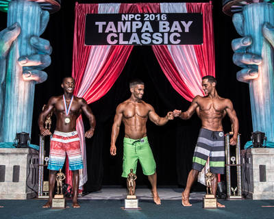 Men's Open Physique
